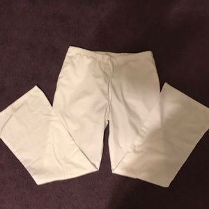 🥶Cherokee workwear set of 4  s white flare leg